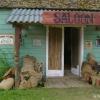 <h3>L'extérieur du Saloon</h3>