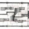 <h3>Plan - réhabilitation des anciens locaux Point P Quai de Valmy (75010)(aujourd'hui le point Ephémère) en résidence étudiante</h3>