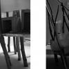 <h3>Maquette – aménagement d'une bibliothèque, Beaux-Arts d'Angers, 2002</h3>