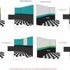 <h3>Proposition de couleurs – traitements des murs</h3>