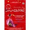 <h3>Affiche de l'exposition «Princesses» pour la sortie de l'album éponyme de Rébecca Dautremer, à la Maison des Contes et des Histoires</h3>