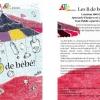 <h3>Flyer et affiche de «Les B de Bébé», spectacle pour très jeunes enfants</h3>