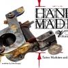 <h3>Flyer pour le vernissage de l'exposition «Hand Made» à la Galerie Kennory Kim (75002)</h3>